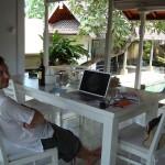 Poolside Hacking