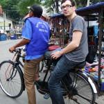 Die Biketour um den Hafen & Altstadt, nicht mal fahren muss man selber
