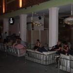 Clinic, eine Bar von einem Kollegen von Fe